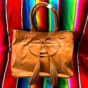 Large big Buddha purse